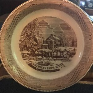 Royal China by Jeannette Plate